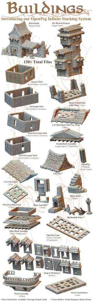 Terrain for 3D Printing