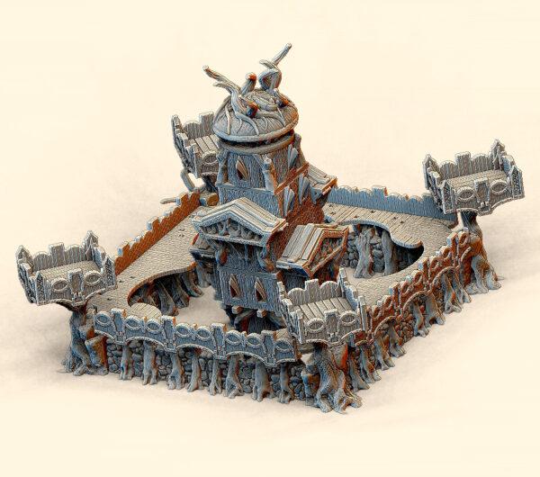elf fortress