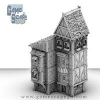3d printable building