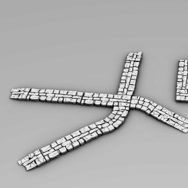 3d printable stone roads