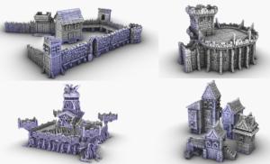 3d Printable Scenery