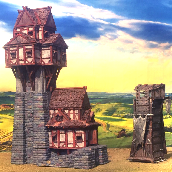 3d printable tower