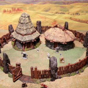 3d printable celtic house